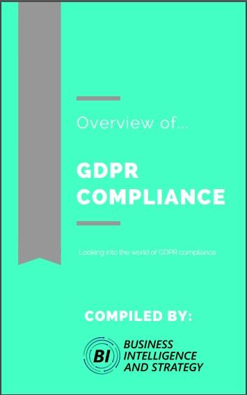 GDPR compliance eBook snapshot