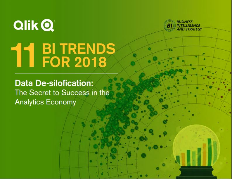 qlik 11 bi trends for 2018 snapshot