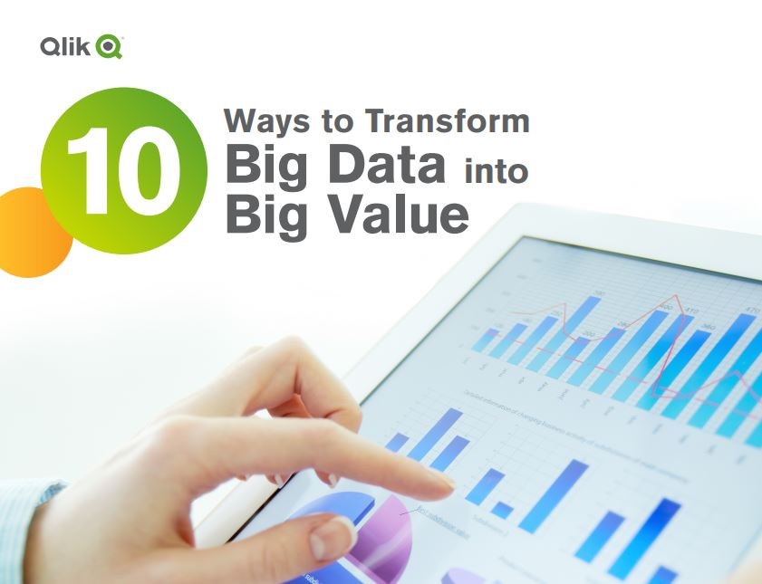ways to transform big data into big value screenshot