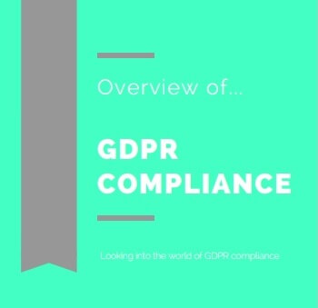 front page of the GDPR compliance eBook